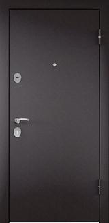 Дверь Torex Starter Букле шоколад  Ларче шоколад СК1