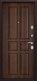 Дверь Torex Starter Античная медь  Орех норд СК2