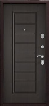 Дверь Torex Starter Античная медь  Ларче шоколад СК5-S