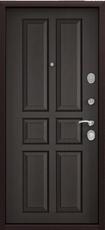 Дверь Torex Starter Античная медь  Ларче шоколад СК2