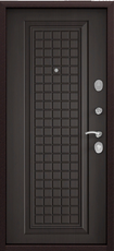 Дверь Torex Starter Античная медь  Ларче шоколад СК3