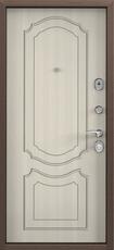 Дверь Torex Delta-M 10, 11, 12 Античная медь RGSO Перламутр белый D1