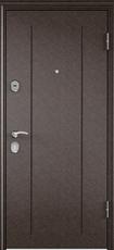 Дверь Torex Delta-M 10, 11, 12 Античная медь RGSO Орех лесной D1