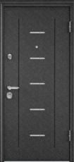 Дверь Torex Super Omega-10 Черный шелк RP4 Белый RS5