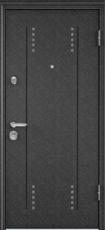 Дверь Torex Super Omega-10 Черный шелк RP3 Дуб бежевый RS14