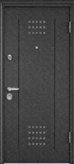 Дверь Torex Super Omega-10 Черный шелк RP1 Дуб бежевый RS13