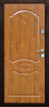 Дверь Дверной континент Экстра Античная медь  Дуб золотистый