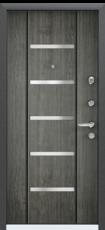 Дверь Torex Super Omega-10 Черный шелк VDM1 Дуб пепельный RS1