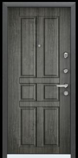 Дверь Torex Super Omega-10 Черный шелк VDM1 Дуб пепельный RS8