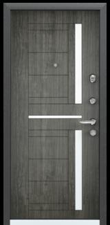 Дверь Torex Super Omega-10 Черный шелк VDM-2N Дуб пепельный RS2