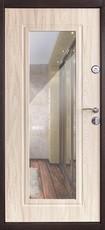 Дверь Дверной континент Элегия Античная медь  Беленный дуб