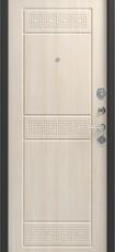 Дверь Зевс Z-7 Черный шелк  Седой дуб