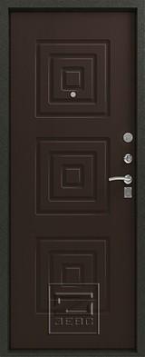 Дверь Зевс Z-4 Серебро  Венге
