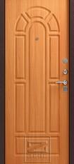 Дверь Зевс Z-4 Медь  Миланский орех