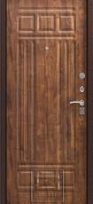 Дверь Зевс Z-4 Медь  Дуб антик