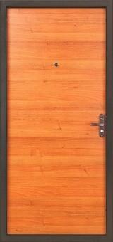 Дверь Бульдорс 10 Античная медь  Орех