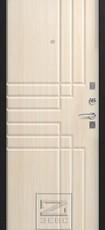 Дверь Зевс Z-2 Черный шелк  Шелк клен