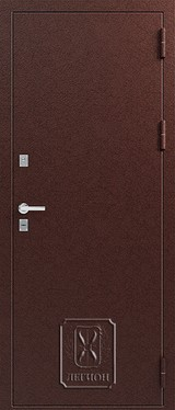 Дверь Легион T-1 Античная медь  Античная медь