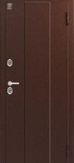 Дверь Легион Т-4 Серебро  Седой дуб