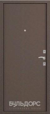 Дверь Бульдорс 10 Античная медь  Античная медь