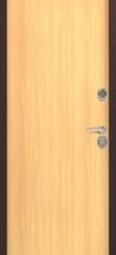 Дверь Сибирь S-1 Античная медь  Миланский орех