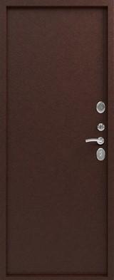 Дверь Сибирь S-3/3 Античная медь  Античная медь