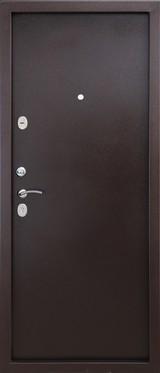 Дверь Форт Б-02 М Античная медь  Античная медь