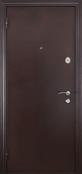 Дверь Форт Б-6Ф, 7Ф, 11Ф Античная медь  Венге