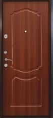 Дверь Форт Б-11Ф Античная медь Дуб рустикальный