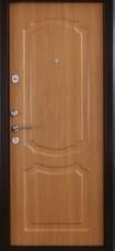 Дверь Форт Б-11Ф Античная медь Миланский орех