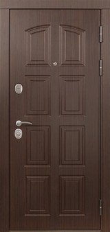 Дверь Форт 73, 74, 75 Венге  Белый ясень