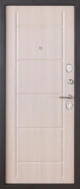 Дверь Форт 81, 82, 83 Черный муар  Капучино