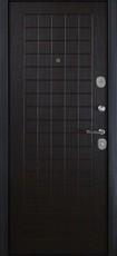 Дверь Форт 92 Черный муар Венге