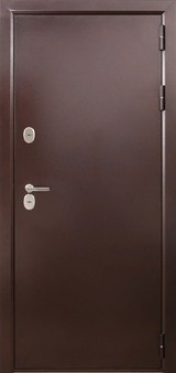 Дверь Форт Термо Т-102, 103 Античная медь  Венге