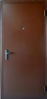 Дверь Меги ДС-110 Античная медь  Миланский орех