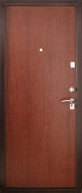 Дверь Меги ДС-180 Античная медь  Итальянский орех