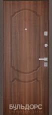 Дверь Бульдорс 13 Античная медь  Орех лесной А-1