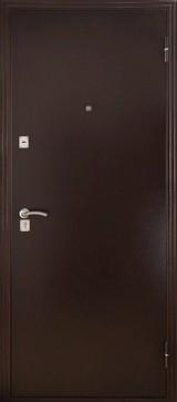 Дверь Меги ДС-180 Античная медь  Миланский орех