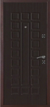 Дверь Меги ДС-131 Античная медь  Венге