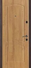 Дверь Меги ДС-131 Античная медь  Миланский орех