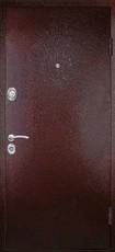 Дверь FalKO Конструктор М-2 Античная медь  Венге Кантри Оптим №4