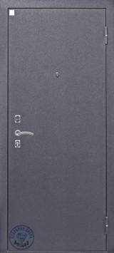 Дверь Алмаз Гранат Черный шелк  Ясень №147