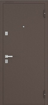 Дверь Бульдорс 13 Античная медь  Венге М-4