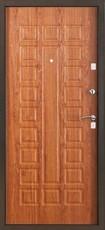 Дверь Бульдорс 13 Античная медь  Дуб золотой А-3