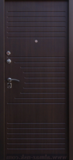 Дверь Алмаз Алмаз Шелк бордо  Тиковое дерево №17