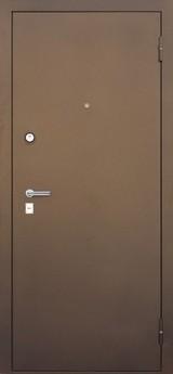 Дверь Алмаз Алмаз 100 Античная медь  Беленый дуб №26