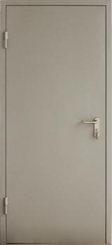 Дверь Противопожарная ГОСТ EI60 RAL 7035