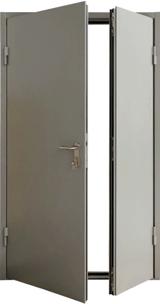 Дверь Противопожарная ГОСТ EI60 RAL 7035 1180*2070мм