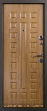 Дверь Алмаз Коралл Дуб антик №134 Дуб антик №120