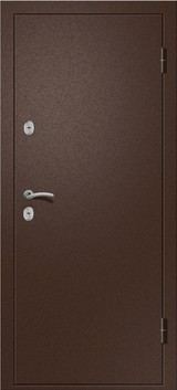 Дверь Ретвизан Ника 101 Античная медь  Античная медь